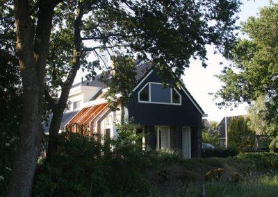 Aanbouw woning Merelhof te Norg bouwbedrijfboelens 1