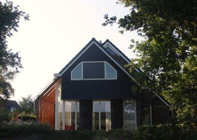 Aanbouw woning Merelhof te Norg bouwbedrijfboelens 2
