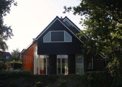 Aanbouw woning Merelhof te Norg bouwbedrijfboelens 3