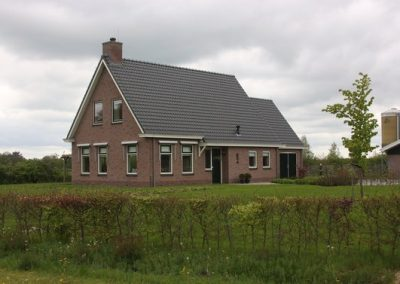 Woning bij landbouwbedrijf in Westervelde