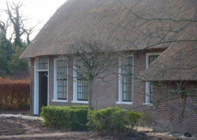Restauratie Historische woning te Westervelde Bouwbedrijfboelens 1