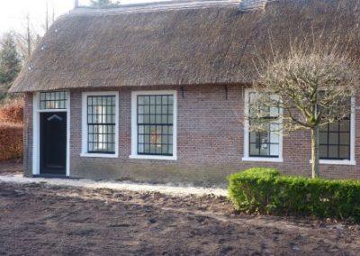 Restauratie Historische woning te Westervelde Bouwbedrijfboelens 2