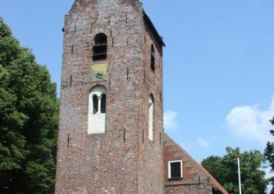 Restauratie Nederlandse Hervormde Kerk te Norg bouwbedrijf boelens