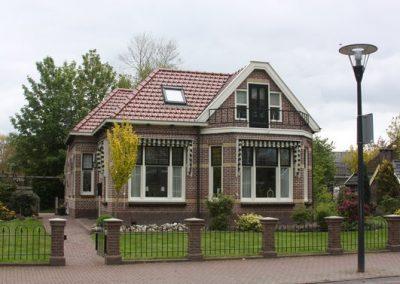 Restauratie Woning te Norg Bouwbedrijf Boelens