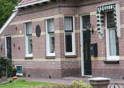 Restauratie Woning te Norg Bouwbedrijf Boelens 5