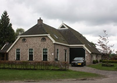 Restauratie Woonboerderij Westervelde Bouwbedrijf Boelens 1