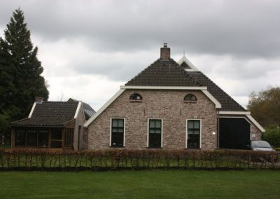 Restauratie Woonboerderij Westervelde Bouwbedrijf Boelens 2