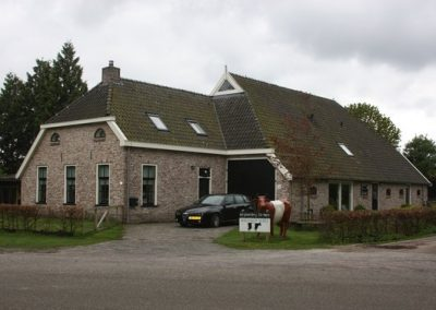 Woonboerderij Westervelde