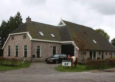 Restauratie Woonboerderij Westervelde Bouwbedrijf Boelens