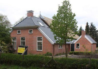 Restauratie Woonboerderij te Steenbergen Bouwbedrijf Boelens 1