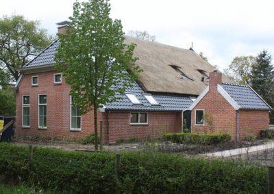 Restauratie Woonboerderij te Steenbergen Bouwbedrijf Boelens 2