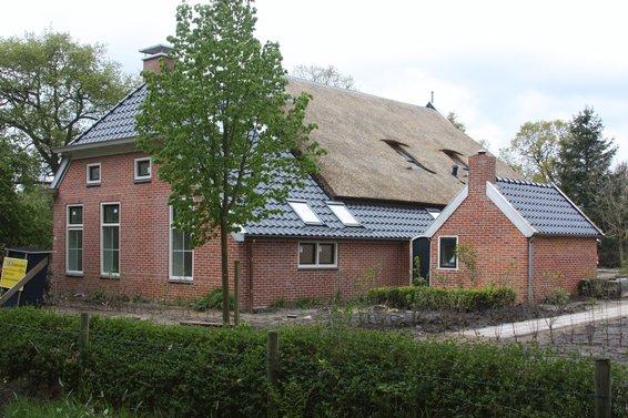 Woonboerderij te Steenbergen