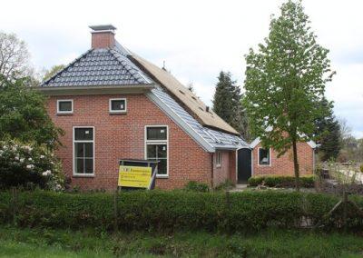Restauratie Woonboerderij te Steenbergen Bouwbedrijf Boelens