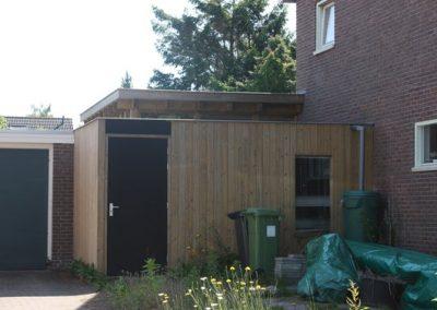 Verbouw woning te Eelde bouwbedrijfboelens
