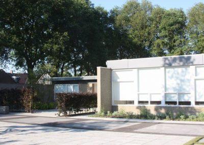 Volledige renovatie kleuterschool