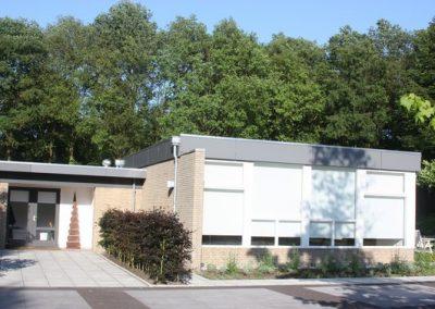 Volledige renovatie voormalige kleuterschool te Norg bouwbedrijfboelens